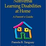 Nonverbal Learning Disabilities at Home book cover