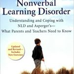 Nonverbal Learning Disorder: Understanding and Coping book cover