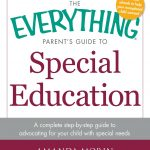 The Everything Parent's Guide to Special Education book cover